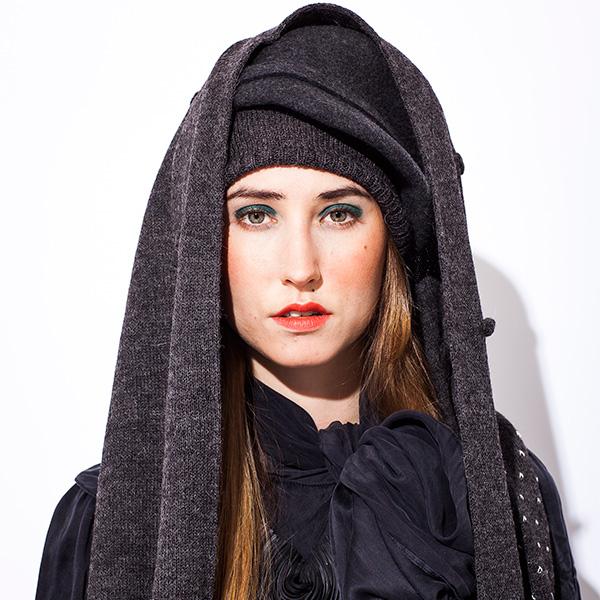 Maria Eld, Knätofs, textil