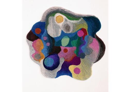 Camilla Lundblad Iliefski, Colour geometry, 2020
