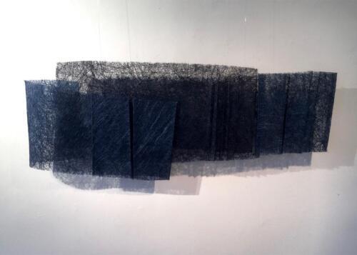 Mia Olsson, Om det blå